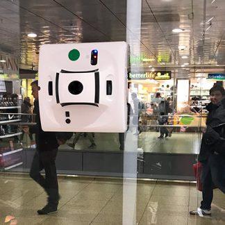 Robot Ramenlapper