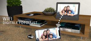 Wifi - Digitale Fotolijst