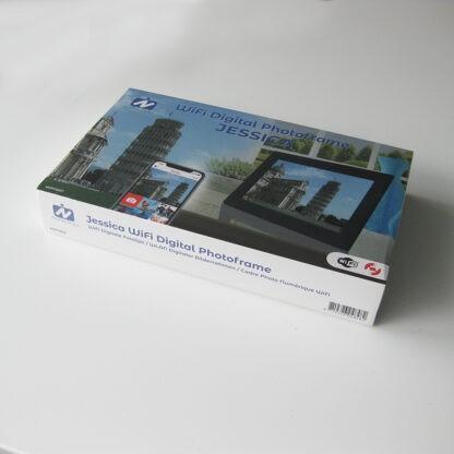 Jessica - WiFi digitale fotolijst verpakking