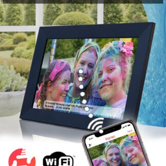 WiFi Digitale Fotolijst | Wifi Digitale Photoframe | wifi internet fotolijst | interactieve digitale fotolijst