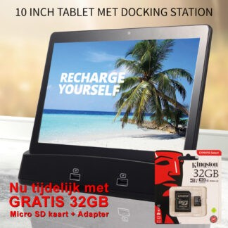 Bianca Tablet en Docking Station