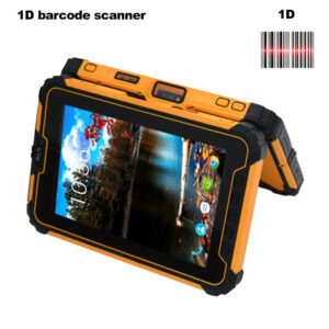 Rocky I - Ruggedized Tablet 1d scanner