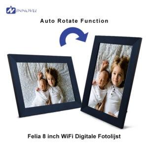 Felia - WiFi digitale fotolijst