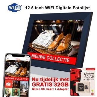 Stella - WiFi digitale fotolijst