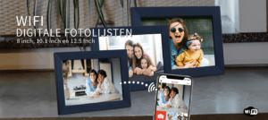WiFi Digitale Fotolijsten